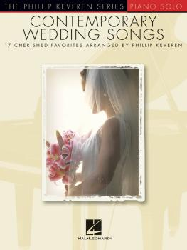 Contemporary Wedding Songs: 17 Cherished Favorites (HL-00311103)