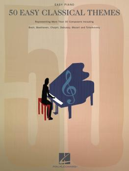 50 Easy Classical Themes (HL-00311215)