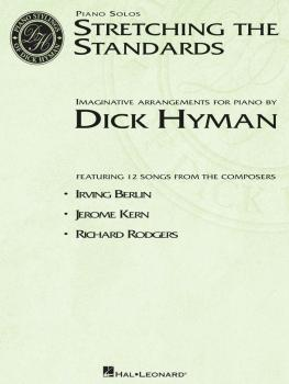 Stretching the Standards: Imaginative Arrangements for Piano (HL-00311479)