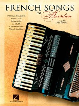 French Songs for Accordion (HL-00311498)
