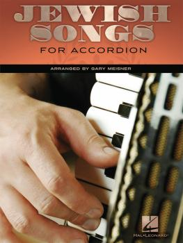 Jewish Songs for Accordion (HL-00312105)
