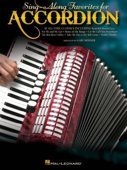 Sing-Along Favorites for Accordion (HL-00312180)
