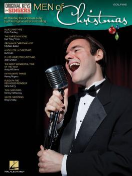 Men of Christmas - Original Keys for Singers (HL-00312241)