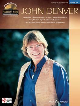 John Denver: Piano Play-Along Volume 115 (HL-00312249)