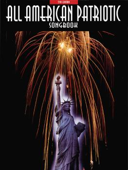 All-American Patriotic Songbook - 2nd Edition (HL-00315052)