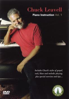 Chuck Leavell - Piano Instruction, Vol. 1 (HL-00320426)