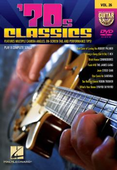 '70s Classics: Guitar Play-Along DVD Volume 26 (HL-00320882)