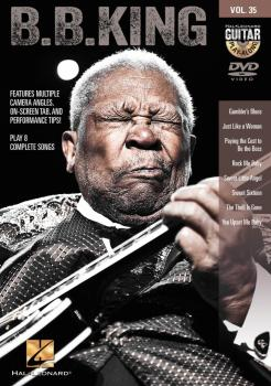 B.B. King: Guitar Play-Along DVD Volume 35 (HL-00321214)