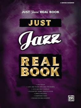 Just Jazz Real Book (C Edition) (HL-00321416)