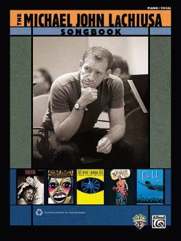 Michael John LaChiusa Songbook (HL-00322358)