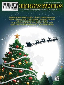 Christmas Favorites (Hit the Keys! Series) (HL-00322429)