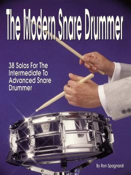 The Modern Snare Drummer (HL-00330458)