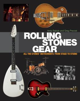 Rolling Stones Gear: All the Stones' Instruments from Stage to Studio (HL-00333181)