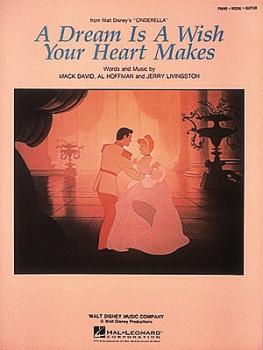 A Dream Is a Wish Your Heart Makes (From Walt Disney's Cinderella) (HL-00353503)