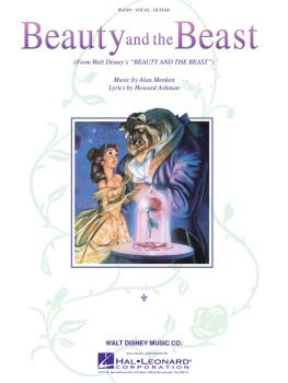 Beauty and the Beast (From the Disney Movie) (HL-00356094)