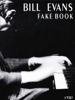 Bill Evans Fake Book (HL-00378800)