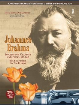 Brahms - Sonatas in F Minor and E-flat, Op. 120 (Clarinet 2-CD Set) (HL-00400046)