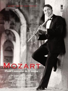 Concerto No. 1 in G Major, K. 313 (Flute 2-CD Set) (HL-00400050)