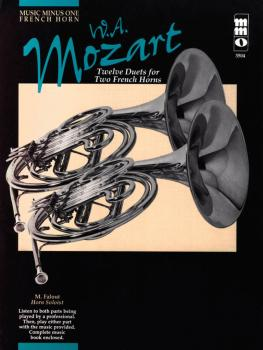 Mozart - Twelve Duets for Two French Horns (HL-00400391)