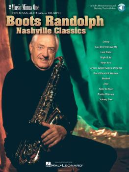 Boots Randolph - Nashville Classics: Music Minus One for Tenor Sax, Al (HL-00400691)