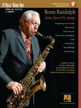 Boots Randolph - Some Favorite Songs: Music Minus One for Tenor Sax, A (HL-00400693)