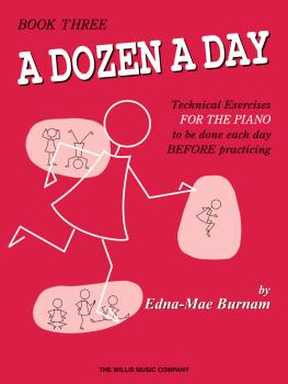 A Dozen a Day Book 3 (HL-00414136)