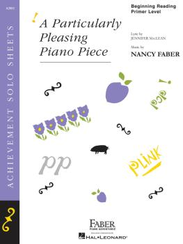 A Particularly Pleasing Piano Piece (Beginning Reading/Primer Level Pi (HL-00420032)