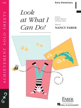 Look at What I Can Do! (Early Elementary/Level 1 Piano Solo) (HL-00420038)