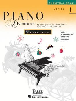 Level 4 - Christmas Book (Piano Adventures®) (HL-00420210)