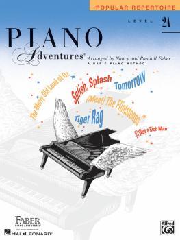 Level 2A - Popular Repertoire Book (Piano Adventures®) (HL-00420236)