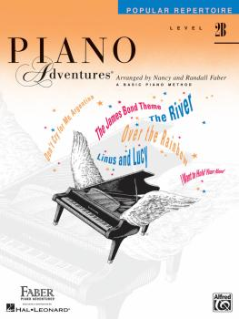 Level 2B - Popular Repertoire Book (Piano Adventures®) (HL-00420237)