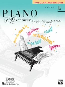 Level 3A - Popular Repertoire Book (Piano Adventures®) (HL-00420238)
