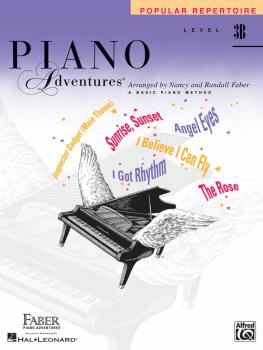 Level 3B - Popular Repertoire Book (Piano Adventures®) (HL-00420241)