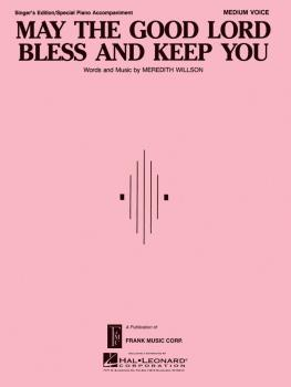 May the Good Lord Bless and Keep You (Medium Voice) (HL-00442476)