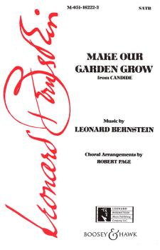 Make Our Garden Grow (from Candide) (SATB) (HL-00450070)