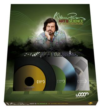 Alan Parsons' The Art & Science of Sound Recording (HL-00631668)