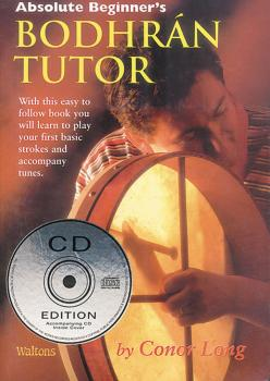 Absolute Beginner's Bodhrán Tutor (HL-00634008)