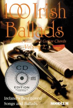 100 Irish Ballads - Volume 2: Ireland's Most Popular Ballad Book (HL-00634190)