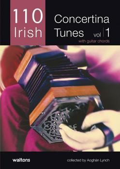 110 Irish Concertina Tunes (with Guitar Chords) (HL-00634206)