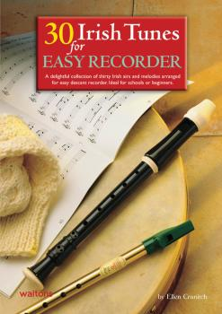 30 Irish Tunes for Easy Recorder (HL-00634234)