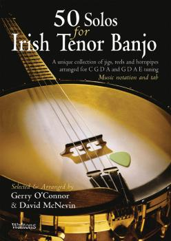 50 Solos for Irish Tenor Banjo (HL-00634239)