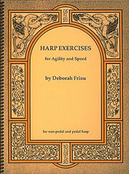 Harp Exercises for Agility and Speed (HL-00660102)