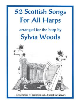 52 Scottish Songs for All Harps (HL-00660221)