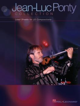 Jean-Luc Ponty Collection: Lead Sheets for 22 Compositions (HL-00672509)