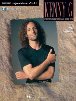 Best of Kenny G - Signature Licks (for Soprano and Tenor Saxophone in  (HL-00673241)