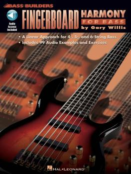 Fingerboard Harmony for Bass (HL-00695043)