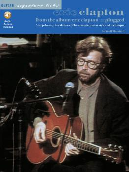 Eric Clapton - From the Album Unplugged (HL-00695250)