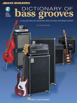 Dictionary of Bass Grooves (HL-00695266)