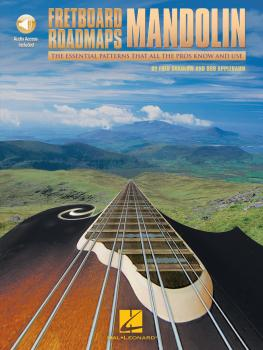 Fretboard Roadmaps - Mandolin: The Essential Patterns That All the Pro (HL-00695357)