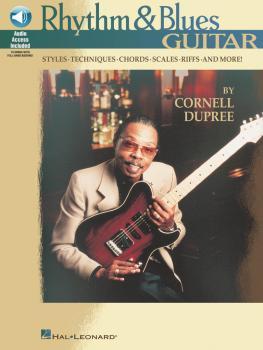 Rhythm & Blues Guitar (HL-00695360)